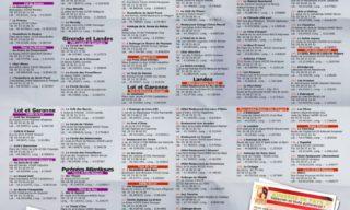 dépliant Marques de Pays 2010 2