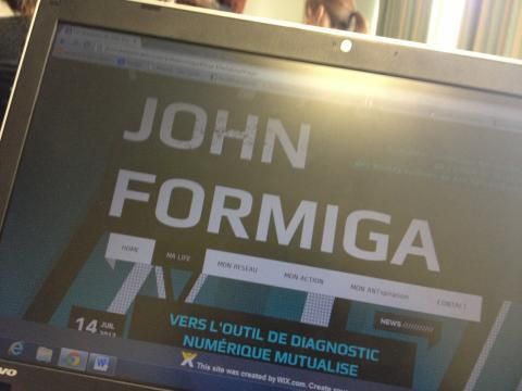 Le site de John Formiga ANT Aquitaine 2013