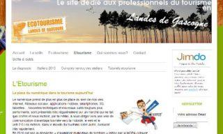Site pro PNR Landes de Gascogne