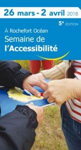 Présentation de Rochefort Ocean semaine de l'accessibilité