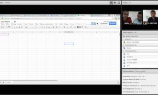 Webséminaire gestion inscription atelier ANT avec Google