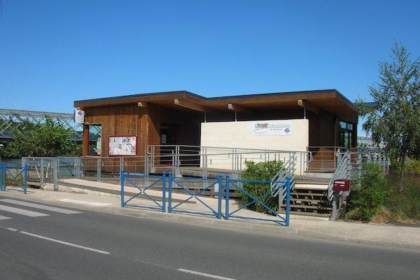Bureau Accueil Branne Office Tourisme Castillon Pujols