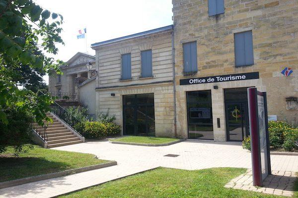 Bureau Accueil Castillon Office Tourisme Castillon Pujols