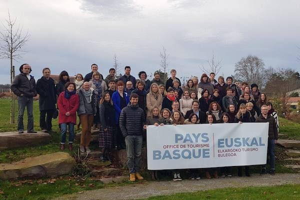 Equipe OT Pays Basque 2019