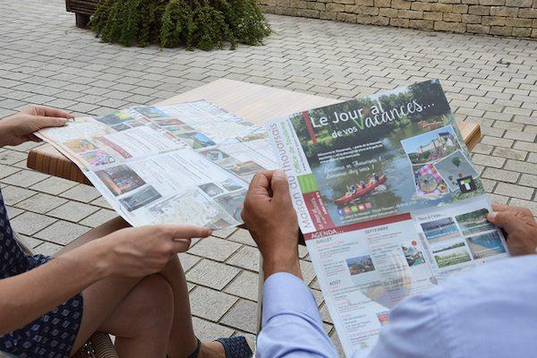 Le journal de vos vacances