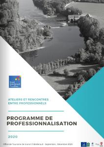 programme de pro tourisme grand châtellerault